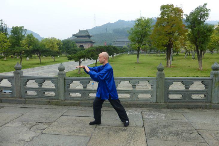 Comment je suis arrivé au style Wudang Sanfeng