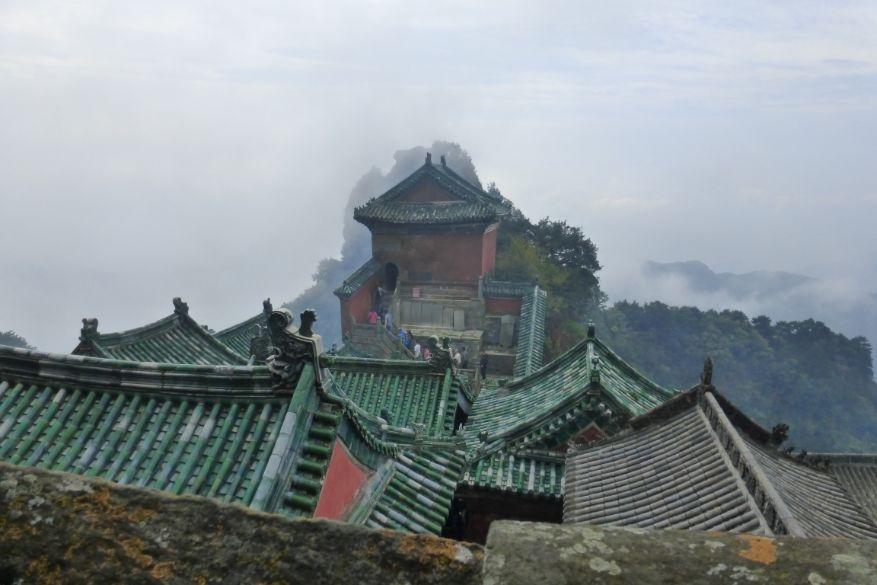 The Way To Wudangshan