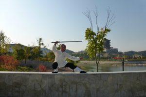Master Chen's Sword Class