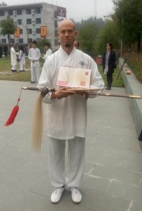 Master Disciple Ceremony